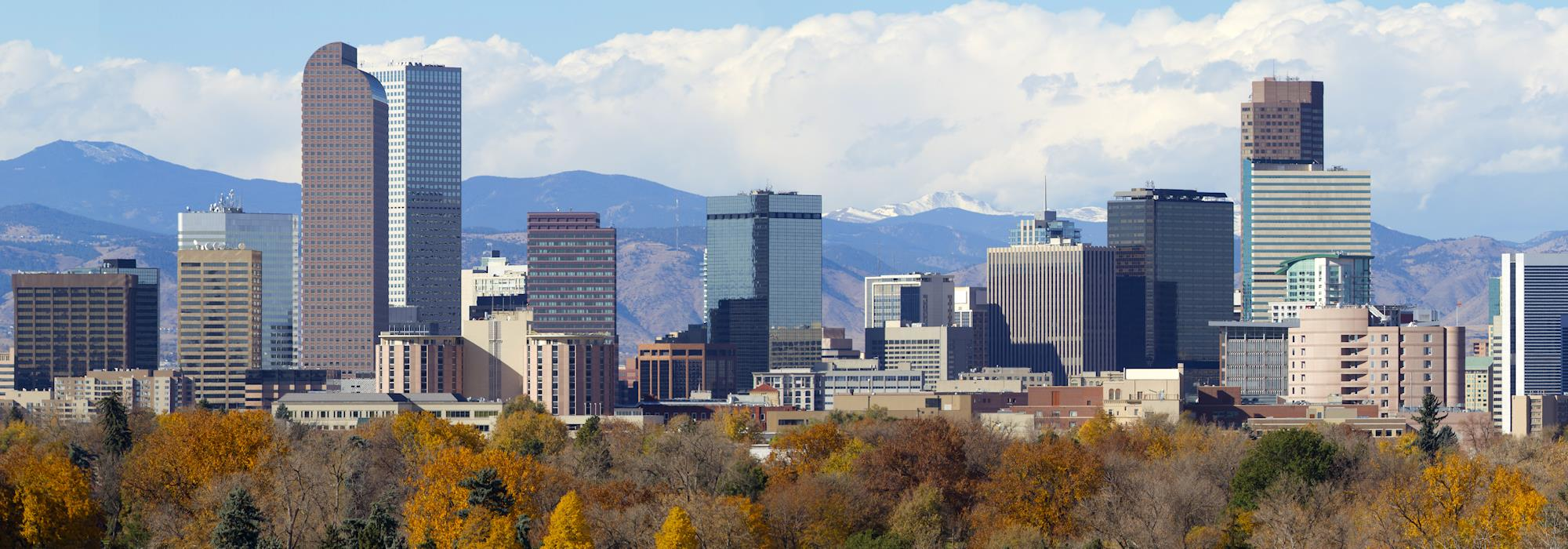 Denver Skyline compressed